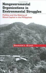 Nongovernmental Organizations in Environmental Struggles  Politics and the  Making of Moral Capital in the Philippines