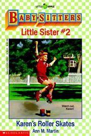 image of Karen's Roller Skates (Baby-Sitters Little Sister #2)