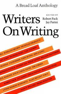 Writers on Writing (Bread Loaf Anthology)