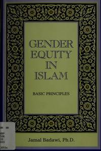 Gender and Equity in Islam: Basic Principles