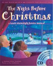 image of The Night Before Christmas: A Heartwarmingly Festive Musical (A&C Black Musicals)