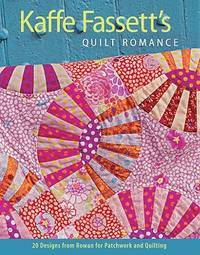 image of Kaffe Fassett's Quilt Romance: 20 Designs from Rowan for Patchwork and Quilting (Patchwork and Quilting)