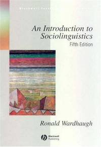 image of An Introduction to Sociolinguistics (Wiley Desktop Editions)