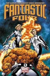 Fantastic Four: New Departure, New Arrivals