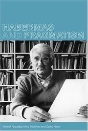 Habermas and Pragmatism
