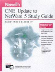 Novell's CNE« Update to NetWare« 5 Study Guide