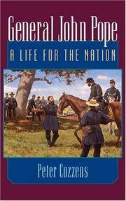 image of General John Pope: A LIFE FOR THE NATION