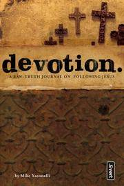 Devotion: A Raw-Truth Journal on Following Jesus (invert)