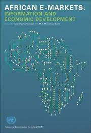 African e-markets: Information and economic development