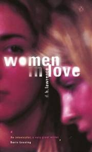 image of Women in Love (Essential Penguin)
