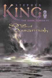 SONG OF SUSANNAH  the dark Tower VI