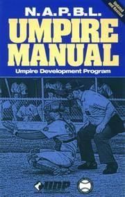 N.A.P.B.L. Umpire Manual