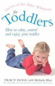 image of Secrets of the Baby Whisperer for Toddlers