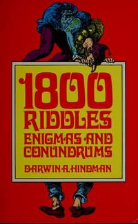 1800 RIDDLES Enigmas and Conundrums