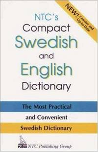 N.T.C.s Compact Swedish and English Dictionary