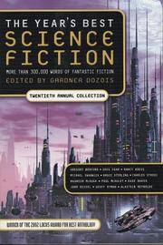 Year's Best Science Fiction Twentieth An