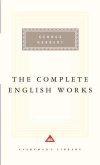 image of Herbert: The Complete English Works (Everyman's Library)