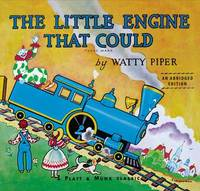 image of The Little Engine That Could (Little Letters)