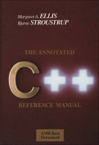 C ++ Reference Manual