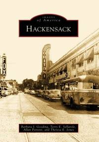 Hackensack (NJ) (Images of America) (Images of America (Arcadia Publishing))