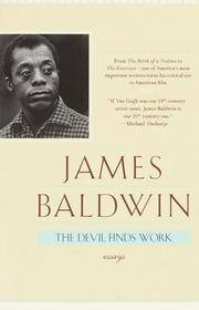 image of The Devil Finds Work: Essays