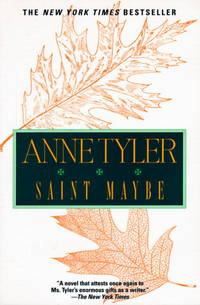 Saint Maybe [Paperback] Tyler, Anne