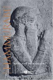 King Hammurabi of Babylon: A Biography (Blackwell Ancient Lives) by Marc Van De Mieroop - Paperback - 2004-11-01 - from Ergodebooks and Biblio.co.uk