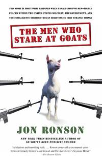 image of The Men Who Stare at Goats