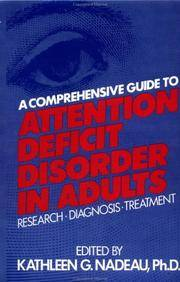 A Comprehensive Guide to Attention Deficit Disorder in Adults: Research, Diagnosis, Treatment