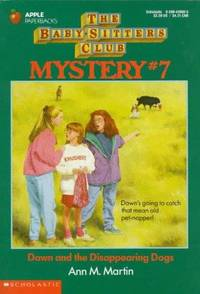 image of Dawn and the Disappearing Dogs (Baby-Sitters Club Mystery #7)