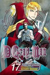 D Gray-Man Vol 17