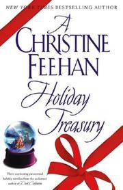 A Christine Feehan Holiday Treasury [After the Music; The Twilight Before Christmas; Rocky Mountain Miracle']