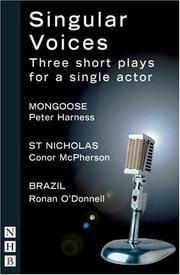 Singular (Male) Voices: Mongoose; Cold Comfort; Brazil.