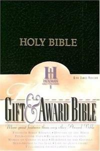 KJV Award Bible: Black Imitation Leather, Die-Cut