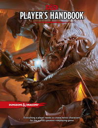 Player's Handbook (Dungeons & Dragons) by Team, Wizards RPG