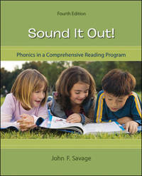 Sound It Out Phonics In a Comprehensive Reading Program