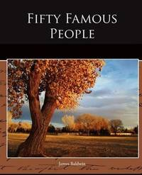 image of Fifty Famous People