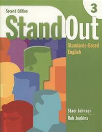 image of Stand Out 3: Standards-based English (Stand Out)