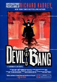 Devil Said Bang: A Sandman Slim Novel (Sandman Slim, 4)
