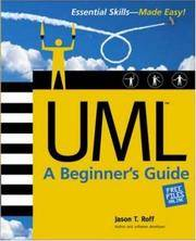 UML: A Beginner's Guide by Jason T. Roff - Paperback - from Book Outlet and Biblio.co.uk