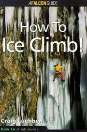 How To Ice Climb, Face Climbing