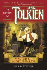 image of Master of Middle-Earth: The Fiction of J.R.R. Tolkien