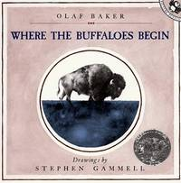 Where the Buffaloes Begin by  Olaf Baker - Paperback - 2nd Printing - 1985 - from Ageless Pages and Biblio.com