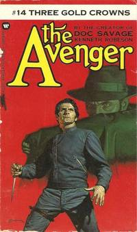 image of The Avenger: #14: Three Gold Crowns