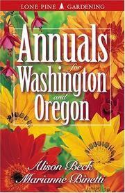 Annuals for Washington and Oregon