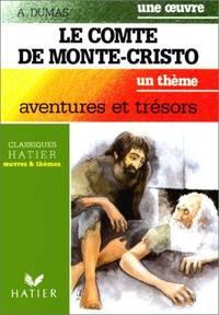 image of Le Comte de Mont?-Cristo : aventures et tr?sors (French Edition)