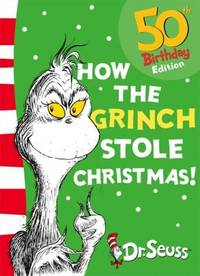 image of How the Grinch Stole Christmas! (Dr Seuss)
