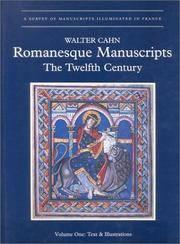 Romanesque Manuscripts: The Twelfth Century
