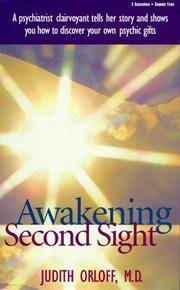 Awakening Second Sight (AUDIO CASSETTES)