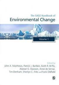 The SAGE handbook of environmental change; 2v.